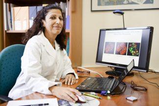 Sonia Berrih-Aknin, chercheuse à l'Institut de Myologie