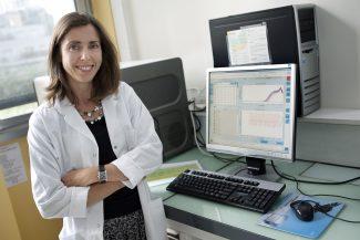 Rozen Le Panse, chercheuse à l'Institut de Myologie